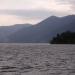 Ciel, montagnes et Lac