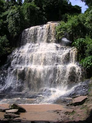 Nature au Ghana