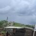 Les nuages sur la route de Kumasi