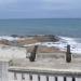 La mer depuis le Castel de Cape Coast