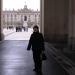 Joëlle vers la Place Stanislas