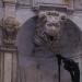 Un puits orné d'une tête de Lion