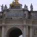 L'Arc de triomphe de Nançy