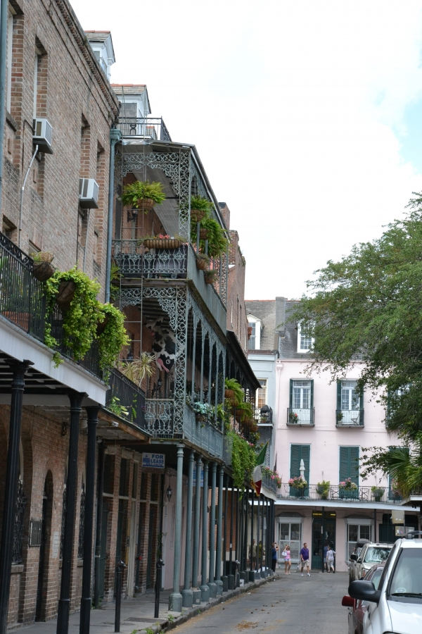louisiane,trajet,vol,avion,alamo,location,new orleans