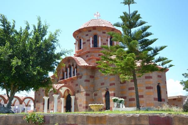 monastère,thari,grèce,Rhodes