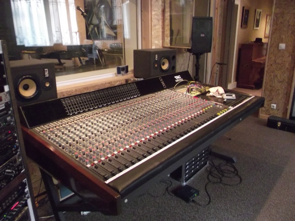 studio,analogique,gray,demet,teac,mojo,album