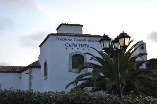 hôtel, colonna, santa teresa di gallura,