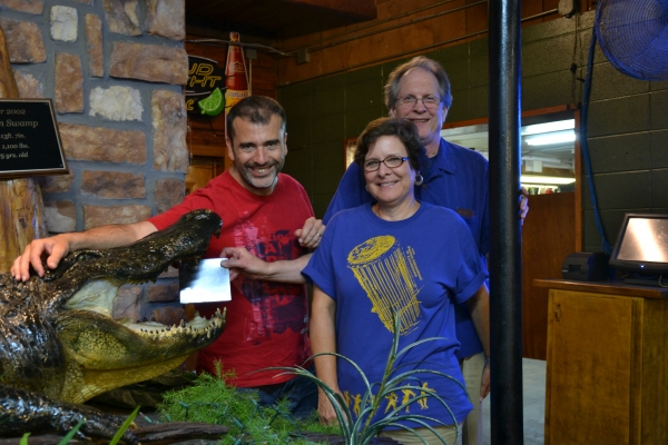 gator's,cove,lafayette,usa,cajun,restaurant,louisiane