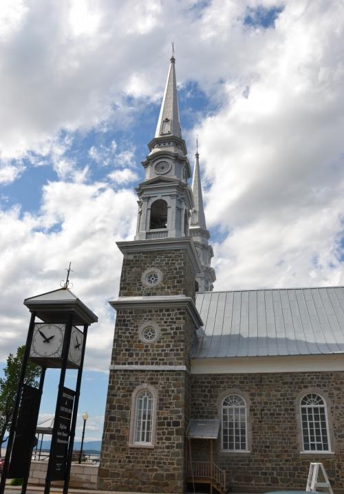église,St Jean Port Joli,chaudières, appalache,québec,Canada,voyage