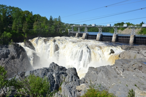 nouveau,brunswick,voyage,chutes,rivire,pdestre,grand sault,fredericton