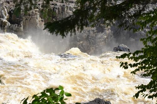 nouveau,brunswick,voyage,chutes,rivière,pédestre,grand sault,fredericton