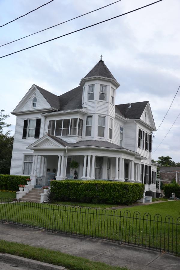 mississipi,,Louisiane,orléans,Natchez,maison,bois